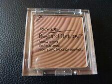 Revlon Beyond Natural Blush / Bronzer - NUDE  #420 - Brand New / Sealed