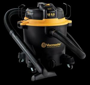 12 Gallon Wet Dry Vacuum Cleaner Home Beast Cleaning Appliance With Filters New