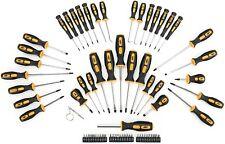 STEELHEAD 69-Piece Screwdriver & Bit Set (Magnetic Screwdrivers, Phillips, etc.)