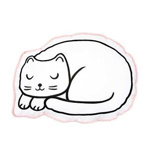 Sass & Belle Cutie cat nap time decorative cushion EVA041