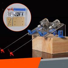 Diy Boat Propeller Kit Watercraft Motor Shaft Model Rc Hobby Hand Learning