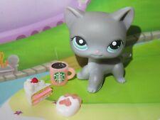 "LPS Pet shop Chat Europeen * Petshop Kitty Cat #126 "" NEUF "" + Accessoires"