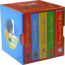 Mon premier Noël avec Petit Ours Brun - 5 mini-livres