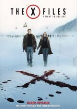 The X-Files X Files I Want to Believe DVD NEW