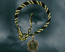 Harry Potter Slytherin Amistad Pulsera LIBRE P&P!