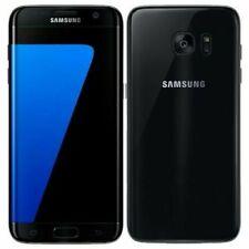 SAMSUNG Galaxy S7 Edge SM-G935F 32GB 5.5 inch 12MP BLACK Unlocked Pristine Boxed