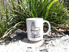 Alpakatasse, Geschenk, Tee Kaffeetasse, Kaffeepot, Lama, Alpaka, Capuccino