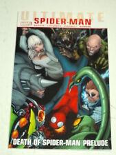 ULTIMATE COMICS SPIDERMAN DEATH OF SPIDERMAN PRELUDE VOL 3 MARVEL 9780785158189