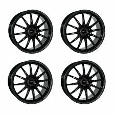 4 x Team Dynamics Anthracite Pro Race 1.2 Alloy Wheels For Subaru Impreza 00-07