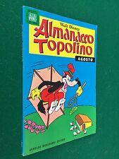 Walt Disney ALMANACCO DI TOPOLINO n. 176 Agosto (1971) Fumetto