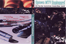 Uptown MTV Unplugged DVD Live Music Videos,90s,Hip Hop,R&B,Jodeci,Mary J Blige