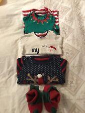 Baby Boys Christmas/Winter Bundle 9-12 MONTHS - M&S, GEORGE, F&F