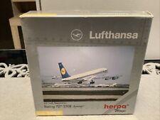 Wie Herpa Wings 1:400 Lufthansa Boeing 707-303 B Bremen
