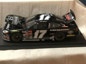 NASCAR Diecast 1/24 scale #17 MATT KENSETH SMIRNOFF ICE TRIPLE BLACK 2003 Taurus
