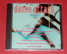 Dance Attack - Vol. 1 -- CD / Dance Sampler