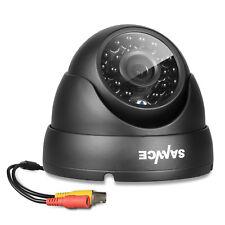 SANNCE 1pcs Dome 900TVL CCTV Camera Security IP66 Outdoor IR Cut Night Vision US