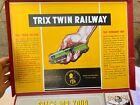 Trix Twin railway engine track trucks