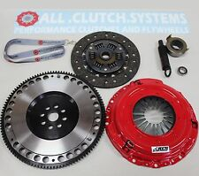 ACS STAGE 1 CLUTCH KIT+ RACING FW+CAR DECAL 92-93 ACURA INTEGRA 1.8L