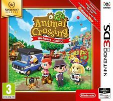 Animal Crossing New Leaf: Welcome Amiibo Selects (3DS)  BRAND NEW AND SEALED