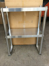 Brand New Stainless Steel Kitchen Work Bench Overshelf 600x300x780 mm