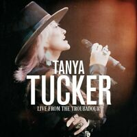 Tanya Tucker - Live From The Troubadour [New Vinyl LP]