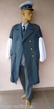 Communist Yugoslavia Serbia Traffic Police 1970s COMPLETE UNIFORM SET +Coat RARE