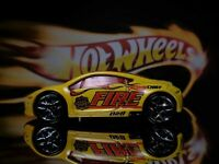 Hot Wheels 2013 Mitsubishi Eclipse Concept Car HW City