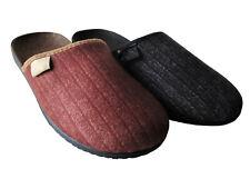 Herren Hausschuhe Gr. 40, 41, 42, 43, 44, 45 Textil Slipper Pantoffeln