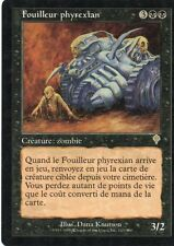 MTG Magic - Invasion - Fouilleur phyrexian - Rare VF