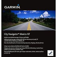 Mapping Garmin Messico SD - 010-10755-00