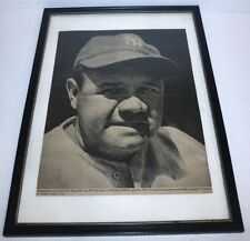 Babe Ruth Original Vintage Sports Photos