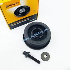 Continental Pulley Incl Bolts BMW Repair Kit BMW E46 E39 E60 E90 7 805 696