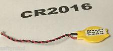Brand New Maxell CR2016-WR for Compaq Armada E500 V300 M300 M700 CMOS Battery