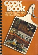 ROSEWOOD HEIGHTS EAST ALTON IL 1979 ST KEVIN'S CATHOLIC CHURCH COOK BOOK RECIPES