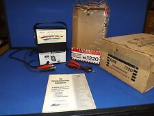 Old New Stock Milton 1220 Troublershooter,Circuit Tracer-Volt-Ohmeter