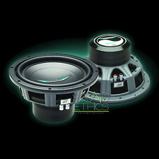 "IMAGE DYNAMICS IDQ 10 D2 V.4 - Dual 2 ohm 10"" 750w RMS SQ SUBWOOFER SPEAKER NEW"