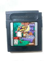 Pocket Bomberman Nintendo Game Boy Color Game Tested + WORKING & Authentic!