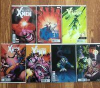 ALL-NEW X-MEN 6 Comic Lot #2 3 4 5 6 7 8 ,NM, 2015 Marvel, X-23, Cyclops, Bagley