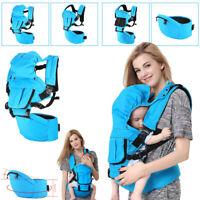 New Baby Carrier Kids Toddler Newborn Waist Hip Seat Wrap Belt Sling Backpack MI