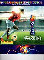 Panini Sticker Frauen WM 2019 Woman World Cup 10 aus fast allen aussuchen(427)/6