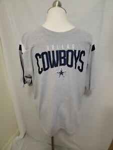 Dallas Cowboys Vintage Blue Large Shirt Embolden