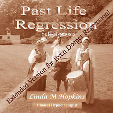 PAST LIFE REGRESSION - SELF HYPNOSIS /  MEDITATION CD - DEEPER REGRESSION
