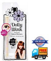 Japan Koji Dolly Wink Waterproof Pencil Eyeliner Eyecolor Brightens Opens up Eye