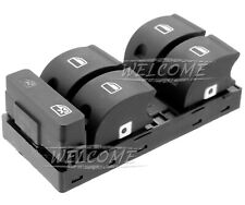 Master ABS Window Switch Power Driver Control For Audi A4 B6 B7 2004-2007