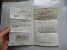 More details for philatelic 1882 inverness portree  advert monkstadt farm  iv51 9yn 25/20 cm