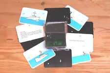FLIP CARDS Lights and Shapes for Mariners, MN Cadets & Yachtsmen - RYA Course