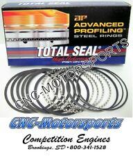CS2690-35 TOTAL SEAL AP STEEL PISTON RINGS 1/16 1/16 3/16 4.390+5 NITROUS FORD
