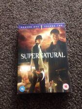 Supernatural Season 1 Vol 2 DVD 3 Discs