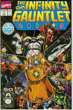 Infinity Gauntlet # 1 (of 6) (George Perez, 52 pages) (Estados Unidos, 1991)
