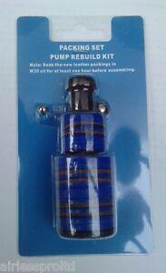 Q-Tech PO19, PO21,PO25,QT190,QT290 Pump Packing Repair Kit